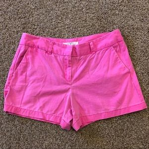 8 LOFT shorts bright pink